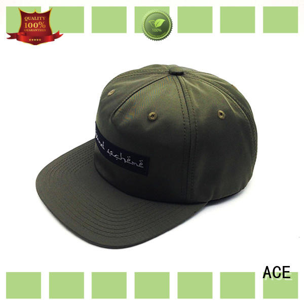 portable mens snapback hats chapter supplier for beauty